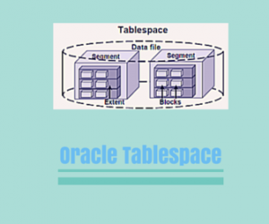 oracle create tablespace statement