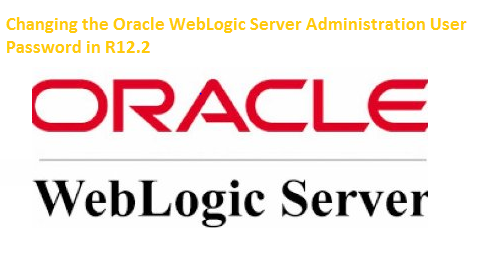 Oracle WebLogic Server Administration User Password