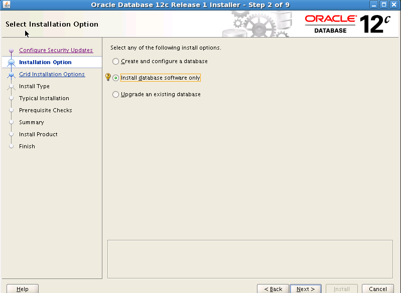 Step by Step Oracle 12c Database Installation on Linux_2