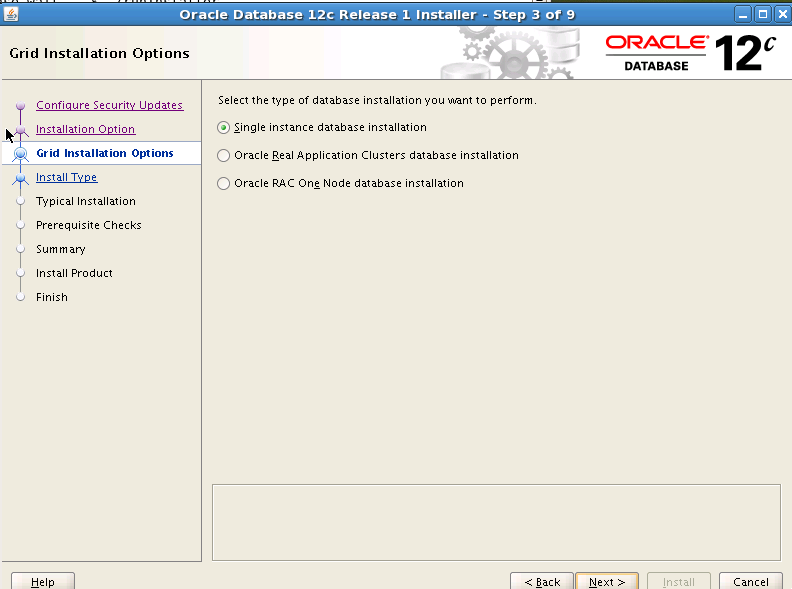 Step by Step Oracle 12c Database Installation on Linux_3