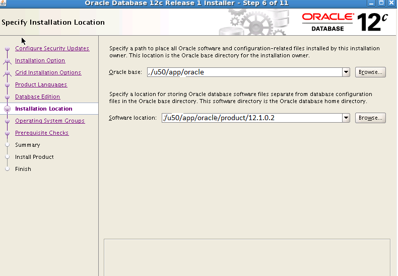 Step by Step Oracle 12c Database Installation on Linux_6