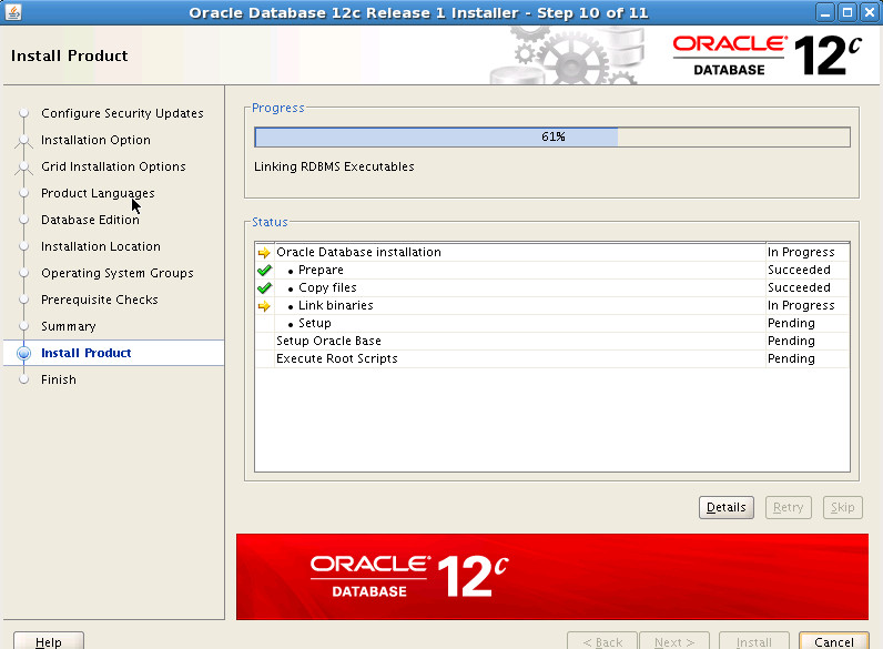 Step by Step Oracle 12c Database Installation on Linux_8