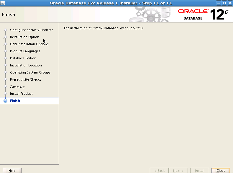 Step by Step Oracle 12c Database Installation on Linux_9