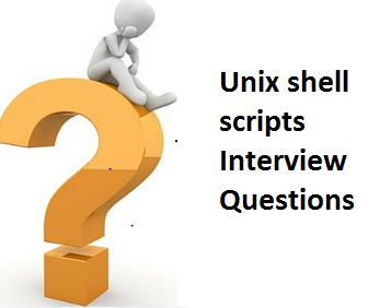unix shell scripting interview questions