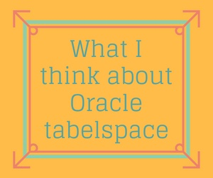 oracle create tablespace