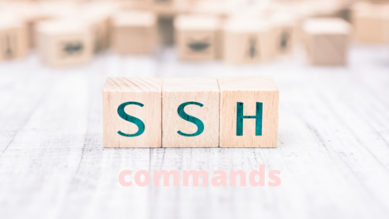 Useful SSH Putty commands